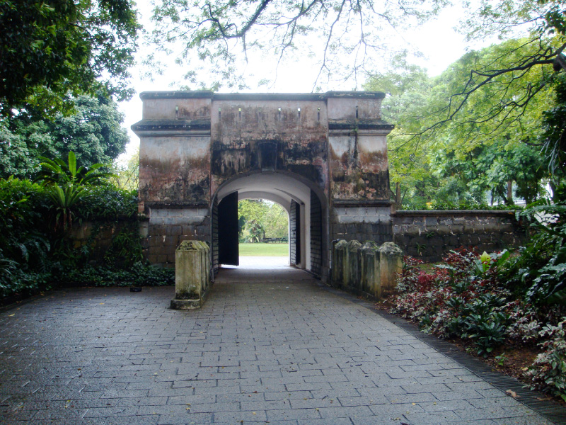 Fort Canning - Interactive Heritage Trails