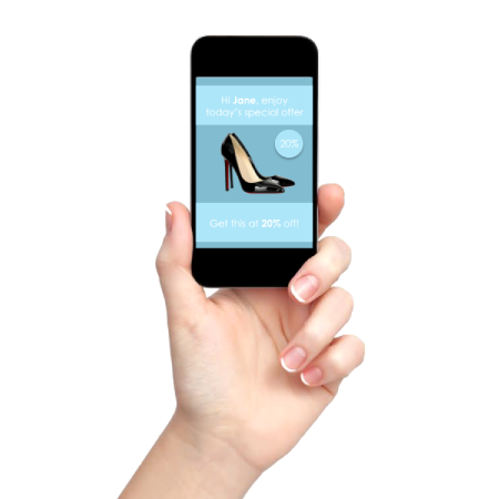 Heels-Promotion - Beacons