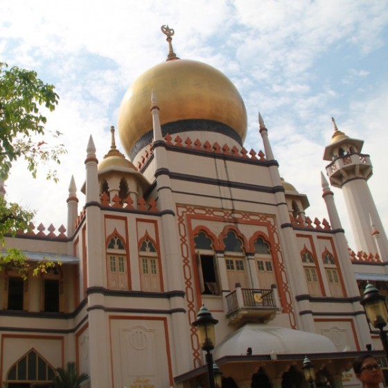 Kampong Glam - Interactive Heritage Trails
