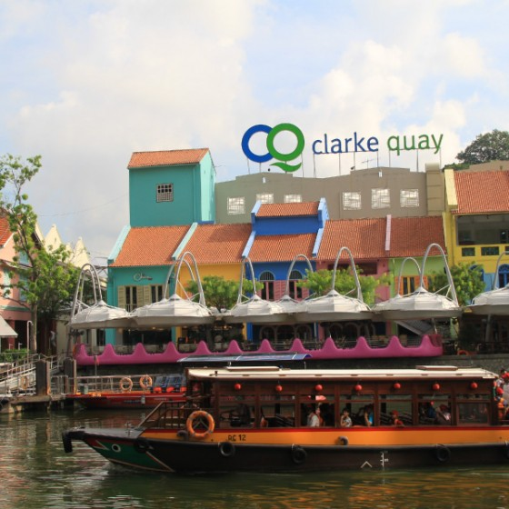 Singapore River - Interactive Heritage Trails