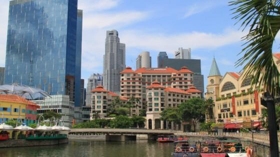 Singapore River Trails