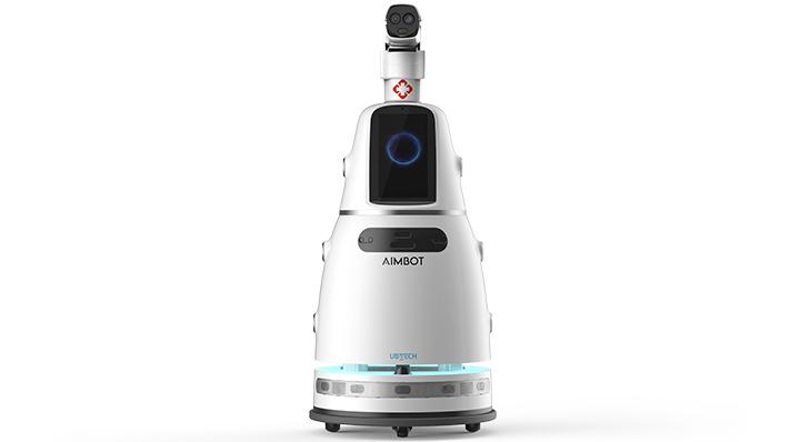 lorabots-aimbot-multi-roles-multi-purpose-robot-singapore-fight-covid-19-coronavirus-epidemic-prevention-measures-product-image-front-view